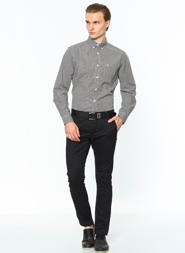 Dockers Pantolon | Skinny Tapered Siyah